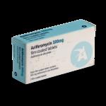 Anmeldelser af Azithromycin