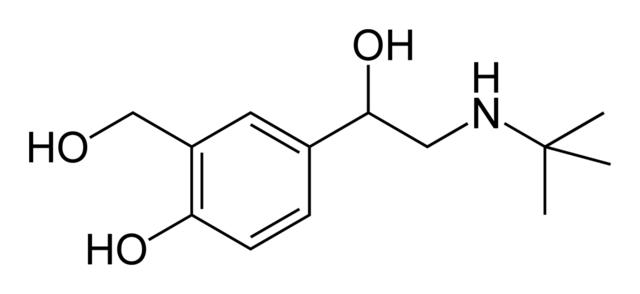 Salbutamol – ingrediens i Ventoline
