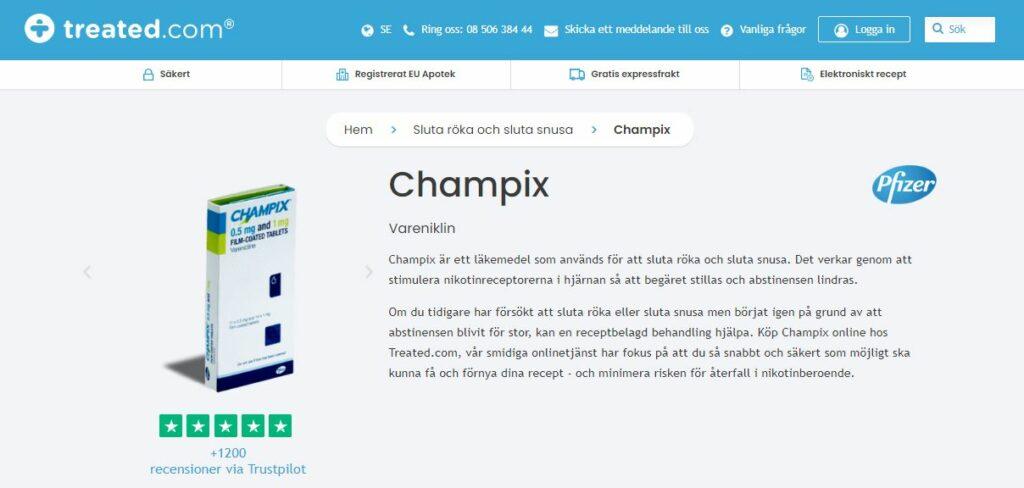 Köp Champix